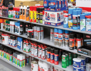 Chemicals Lubricants & Adhesives