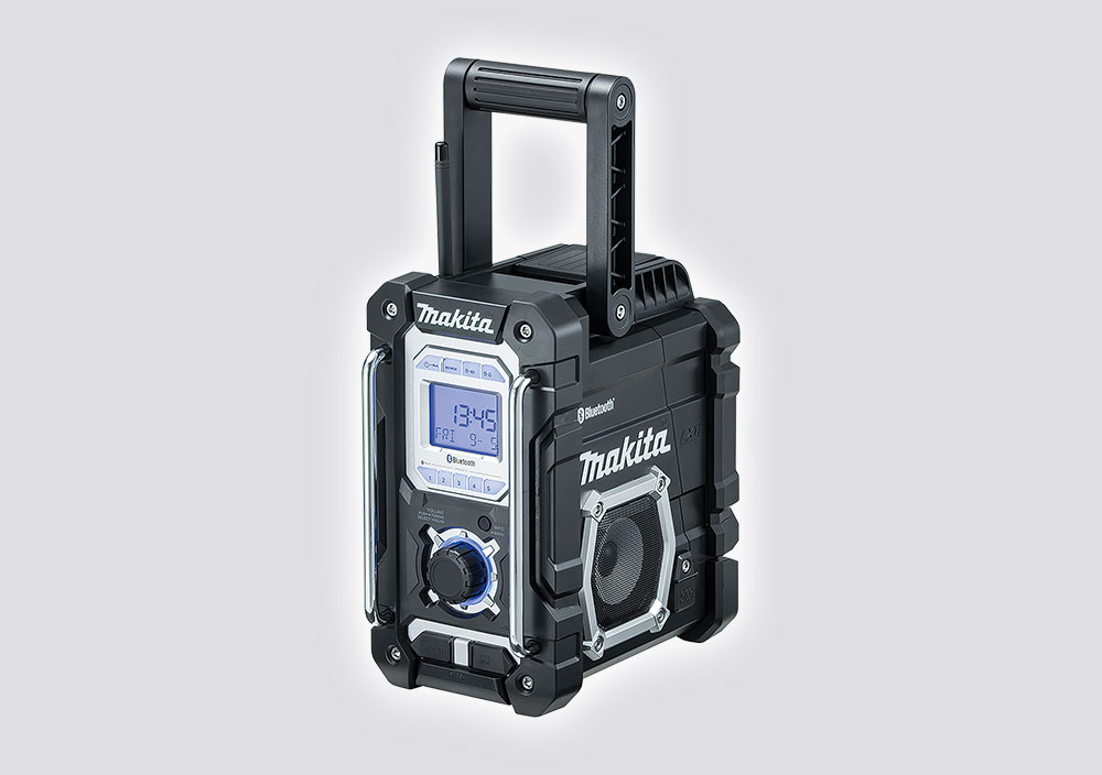 makita job site radio bluetooth dmr108b donovans. Black Bedroom Furniture Sets. Home Design Ideas